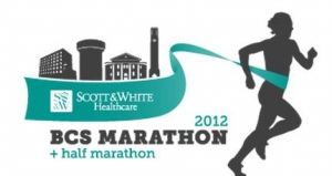 2012 Scott and White BCS Marathon logo