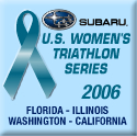 Subaru US Womens Triathlon Series - Federal Way06 logo
