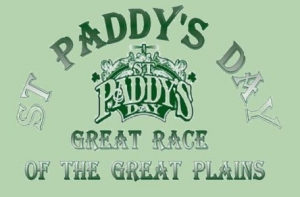 St Paddys Day Great Race Of The Plains logo