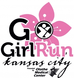 Go Girl Run Kansas City  logo