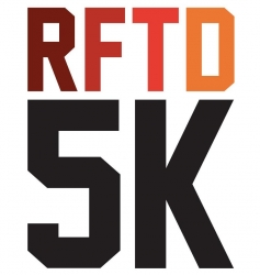 Run for the Door 5K logo