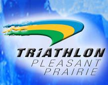 Pleasant Prairie Triathlon - 2013 logo