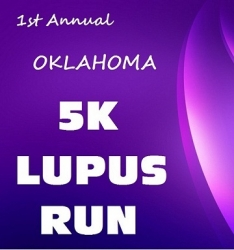 5K Run to End Lupus Now logo