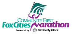 Community First Fox Cities Marathon Events 2013 logo