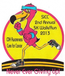 Southern Indiana Car Club 5K logo