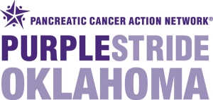 Purple Stride 5K logo