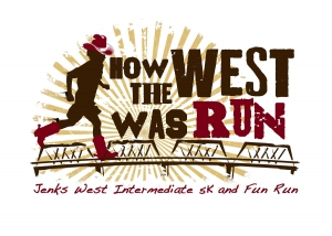 How the West Was Run logo