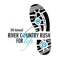 River Country Rush for Life logo