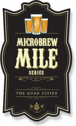 Microbrew Mile Series logo