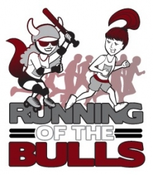 Running Of The Bulls logo