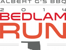 Bedlam Run logo