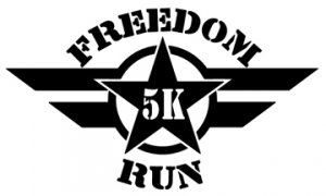 Freedom Run 5K logo
