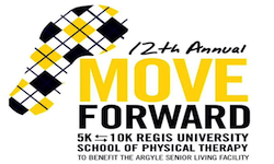 Move Forward 5K & 10K logo