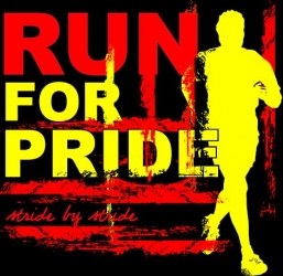 Run For Pride 5k & 10k logo