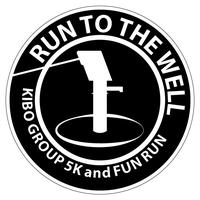 Run to the Well Kibo 5K logo