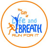 Gift of Life Breath 5K logo