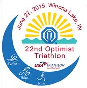 Warsaw Optimist Triathlon 2015 logo