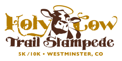 Holy COW Trail Stampede logo