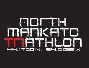 North Mankato Triathlon logo