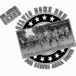 Silvis Home Run 5K logo