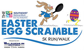 Easter Egg Scramble 5K - 2016 logo