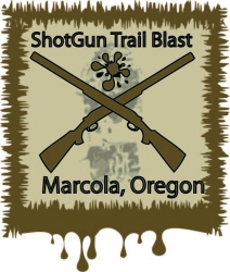 Shotgun Trail Blast logo