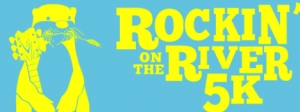 Rockin on the River 5K logo
