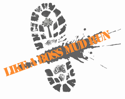 Like A Boss Mud Run logo