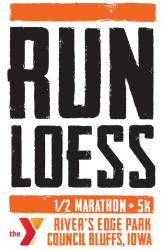 2016 Run Loess 1/2 Marathon & 5K logo