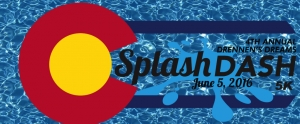 Splash Dash 5K logo