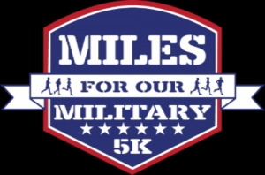 Miles for Our Military 5K logo