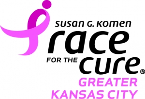 2016 Komen Race for the Cure Kansas City logo