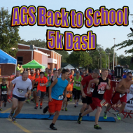 AGS Back to School 5K Dash logo
