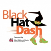 Black Hat Dash logo