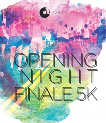 Opening Night Finale 5K logo