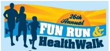Santiam Hospital Fun Run logo