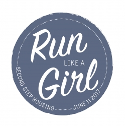 Run Like A Girl logo