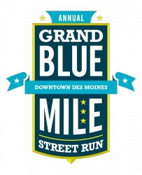 Grand Blue Mile - 2017 logo