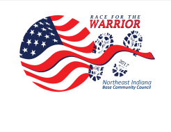 Race For The Warrior 5K/10K logo
