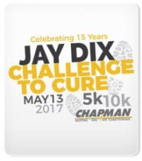 2017 Jay Dix Challenge to Cure logo