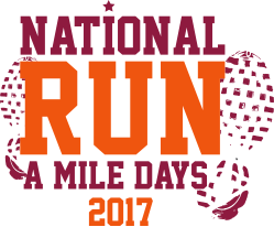 Towne Meadow Run a Mile Day 2017 logo
