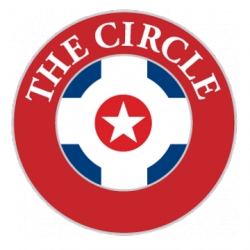 Run (317) - The Circle logo