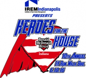 Heroes for the House (FKA Run for Ronald) logo