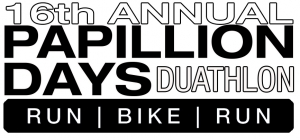 2017 Papillion Days Duathlon-CANCELED logo