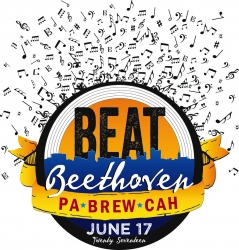 Beat Beethoven at PaBREWcah logo