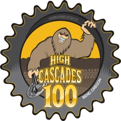 High Cascade 100 logo