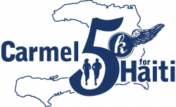 Carmel 5k For Haiti logo