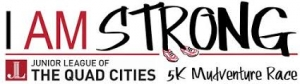 i am STRONG 5K Mudventure logo