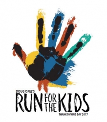 DOUG OPELS RUN FOR THE KIDS 2017 logo