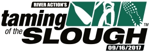 River Actions Taming of the Slough logo